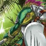 【遊戯王ラッシュデュエル】《リザード兵》の考察:ドラゴン軍の兵士もラッシュデュエルに参戦!