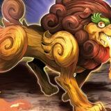 《花牙蘭獅子ガジュウ丸》の使い方:強み・弱みと相性の良いカードを徹底考察【遊戯王ラッシュデュエル】